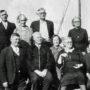 (b) Ira, Ina, Gaines, Onie, George, (f) Percy, Will, Reba, Susanna and Dick Corporon